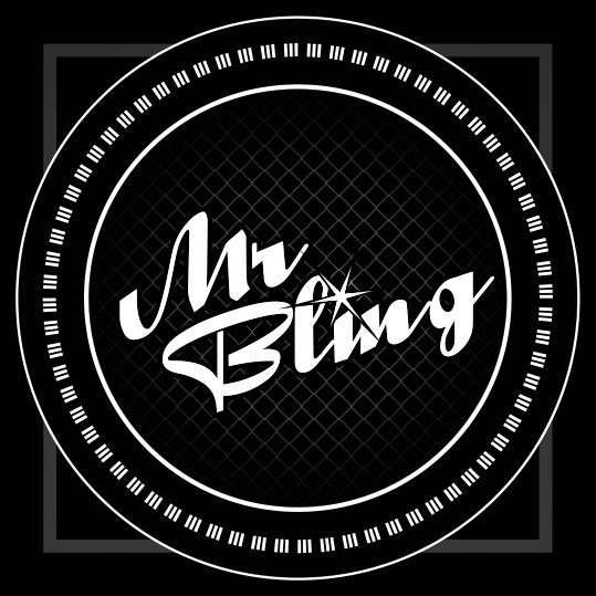 Mr Bling Logo